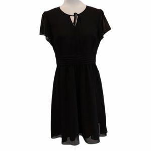 Mod Cloth Black Dress